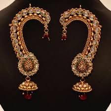 s ear cuffs brass ear cuff ear wrap wrap earrings tribal earrings