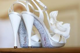 wedding shoes bottoms wedding shoes high heels worn by real brides inside weddings