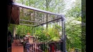 Sundowner Awnings Retractable Awning For Wind U0026 Rain Youtube