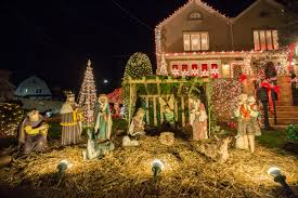 photos the best of the insane dyker heights christmas lights