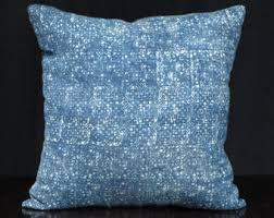 Indigo Home Decor Hill Tribe Pillow Etsy