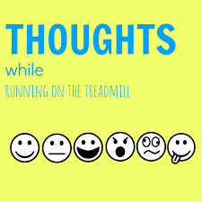 Treadmill Meme - thoughts while running on the treadmill barefoot colorado