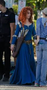 Halloween Costumes Merida Costume