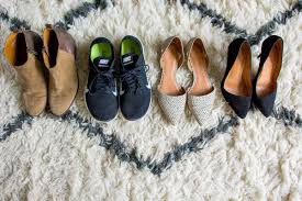 travel shoes images 4 pairs of shoes to pack when traveling wandeleur jpg