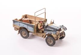 desert military jeep king u0026 country british desert army ea 62 morris cs8 15cwt truck