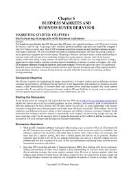 Sample Marketing Consultant Resume Kotler Pom15 Im 06 Sales Marketing