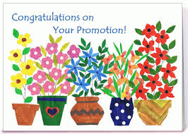 congratulations promotion card congratulations on your promotion greeting card