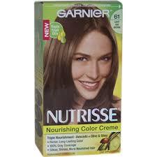 light ash brown hair color garnier nutrisse nourishing color creme 61 light ash brown hair