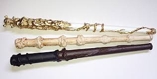 wand designs make harry potter character wands and practice spells