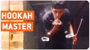 awesome hookah tricks hookah master youtube