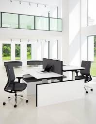 Humanscale Sit Stand Desk by Progress Sit Stand Electric Double Bench Office Desk Office