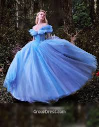 puffy off the shoulder sky blue ball gown floor length amazing