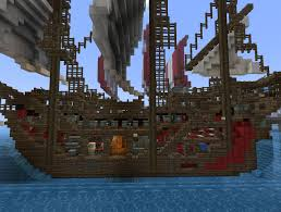 majestic carrack type ship made for adventure map screenshots