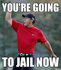 Jail Meme - you goin to jail now weknowmemes generator