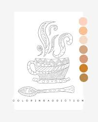 25 best coloring page images on pinterest filing mushroom