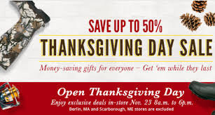 cabela s to open on thanksgiving sgb