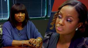 back of phaedra s hair rhoa phaedra parks claps back at mama joyce that grape juice
