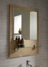 Oak Framed Bathroom Mirror Oak Framed Bathroom Mirrors New Maple Wood Ideas Regarding 7