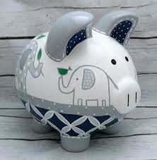 Monogrammed Piggy Bank 501 Best Alcancias Images On Pinterest Piggy Banks Pigs And