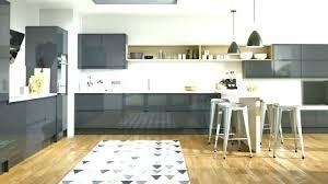 cuisine anthracite peinture gris clair grise pour cuisine meuble de anthracite chic