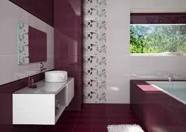 Gray Purple Bathroom - blue modern bathroom blue bathrooms houzz top bathroom ideas and