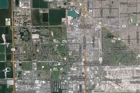 University Of Miami Map by Why Living In Western Miami Dade County Is Killing You Curbed Miami