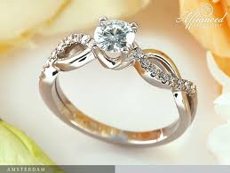 eljegyzesi gyuru amsterdam engagement ring affianced karikagyűrű