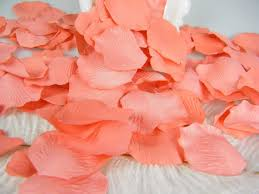 wedding flowers bulk coral wedding flowers bulk coral bulk petals artificial by