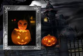 halloween picture frames android apps on google play