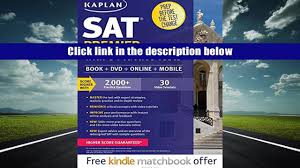 free download kaplan sat premier 2015 2016 with 8 practice tests