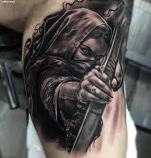 tattoo chest and arm 50 awesome arm tattoo designs u2013 best sleeve tattoo art golfian com