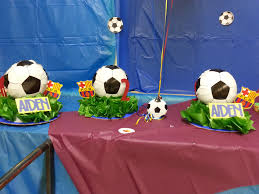 birthday party decorations ideas at home interior design simple soccer themed birthday party decorations