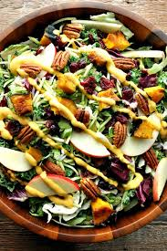 11 easy thanksgiving salad recipes best side salads for