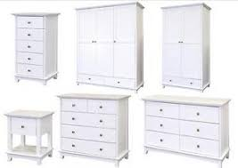 Toulouse White Bedroom Furniture Toulouse White Painted Bedroom Furniture Bedside Chest Of
