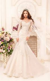 stylish mermaid u0026 trumpet wedding gowns fishtail bridal dresses