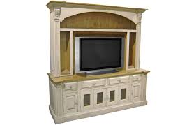 Tv Armoire Provincial Tv Armoire With Open Shelves Kate Madison Furniture