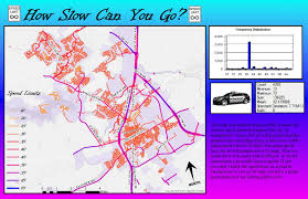 Georgetown Map Gis Su Speed Limits In Georgetown Texas