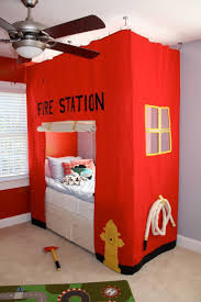 Firefighter Kids Room Room Design Ideas Classy Simple In - Firefighter kids room