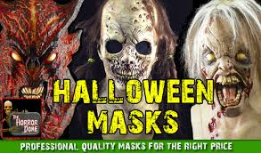 Professional Halloween Costume Horror Dome Professional Quality Halloween Masks