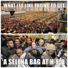 Meme Bag - see funny gifs memes inspired by demand for selena tote bags