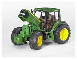 bruder farm toys 1 16 scale john deere 6920 tractor toy with loader by bruder