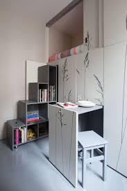 tiny apartment gallery of tiny apartment in paris kitoko studio 16