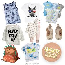 favorite stores for baby clothes little lady little city