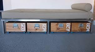 Platform Bed With Storage 10 Diy Storage Bed Ideas Home Design Garden U0026 Architecture