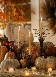 thanksgiving turkey fruit wine candle tabletop digital