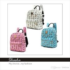 mcm designer 2014 korean brand exo designer mcm backpack fashion mini