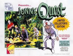 jonny quest models