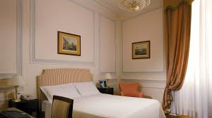 Small Room by Hotel Quirinale Rome Official Website
