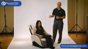 Massage Chair Thailand Human Touch Ijoy Active 2 0 Massage Chair Youtube