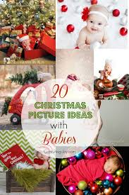 20 christmas picture ideas with babies capturing joy with